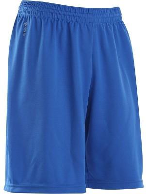 Kipsta Solid Boy's Blue Sports Shorts