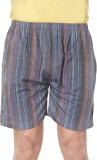Broche Striped Men's Multicolor Boxer Sh...