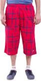 SML Originals Printed Men's Red Sports S...