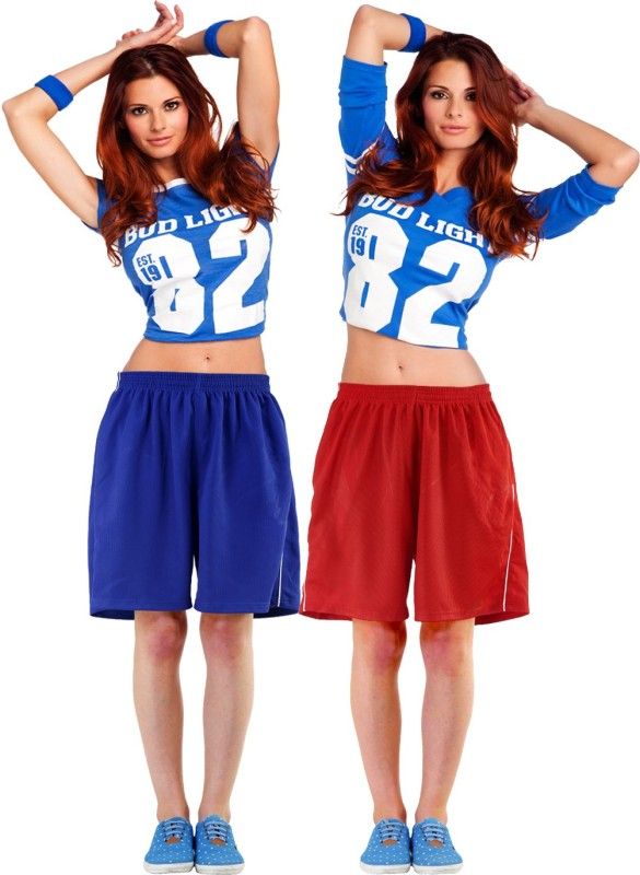 RIPR Self Design Women's Multicolor Basic Shorts