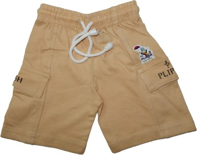 PLIPSH Slim Fit Boy's Beige Trousers
