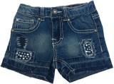 Kuddle Kid Short For Girls Cotton Linen ...