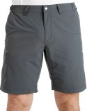 Quechua Solid Men's Grey Sports Shorts