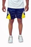 Dyed Colors Striped Men's Blue, Yellow S...