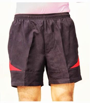 Klamotten Solid Men's Blue Shorts