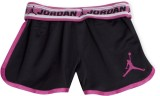 Jordan Kids Short For Girls (Black, Pack...