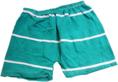 DCS Striped Baby Boy's Multicolor Bermuda Shorts