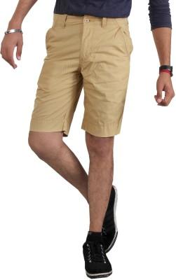 Thinc Solid Men's Gold Chino Shorts