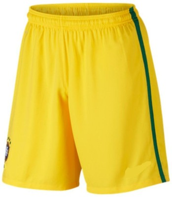 Marex Printed Men's Yellow Sports Shorts