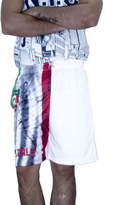 Khaiber Printed Men's Multicolor Gym Shorts