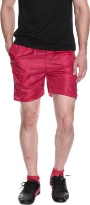 Fizzaro Solid Men's Reversible Red Boxer Shorts