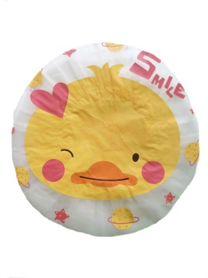 Adore Baby Shower Cap- Yellow