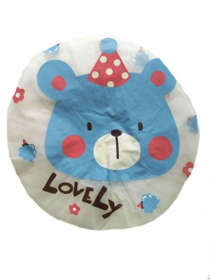 Adore Baby Shower Cap- Blue