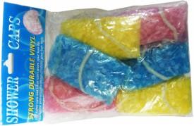 OPC Shower Cap 3 Colors - 6pc's