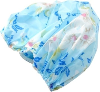 Out Of Box Reusable Elastic Water Proof Shower Cap