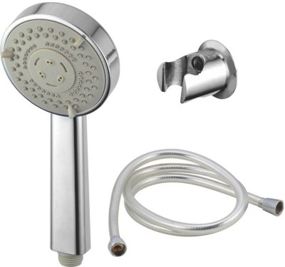 Kamal Opal Adjustable Hand Shower With Shower Tube And Wall Hook Shower Head