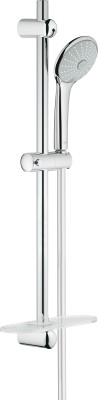 Grohe GROHE Euphoria 110 Massage set with shower rail (600 mm), 3 spray patterns Shower Head