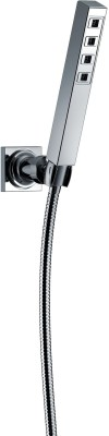 Delta H2O Kinetic Handheld with Hose & Bracket Only Shower Head
