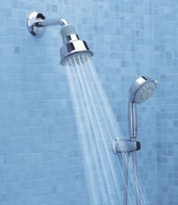 Grohe Relexa Rustic 100 Five headshower Shower Head