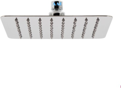 AAI Stainless Steel Ultra Thin Square 4x4 Inch Shower Head