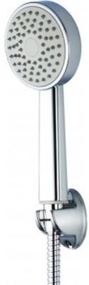 Johnson Rayal Single Flow Hand Shower With 1.5mt Hose & Hook Shower Head