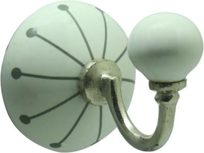 Casa Decor Matte Shower Rod Hook