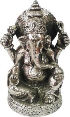 Decor Tattva Inc. Ganesha Idol Showpiece  -  9 cm