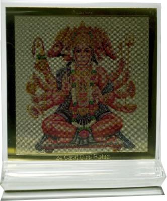 Allora Panchmukhi Hanuman Ji Showpiece  -  6 cm