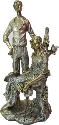Speakfortune Valentine Special Hum Tum Couple - Perfect Gift For Loved One Showpiece  -  30 cm