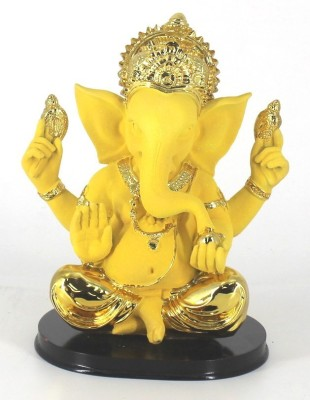Swissport Adorable Ganesha Showpiece  -  22 cm