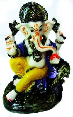 Giftwell Ganesha Showpiece  -  15 cm