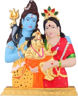 DIVINE GIFTS SHANKER FAMILY STAND Showpiece  -  15 cm