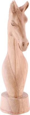 Furncoms Horse Head Small Showpiece  -  15 cm