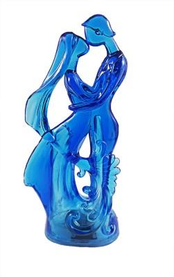 couple kissing Showpiece  -  20 cm