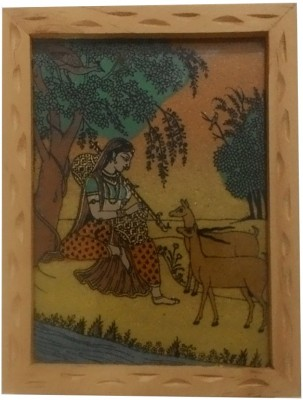 SportsHouse handicraft jewellery box Showpiece  -  4 cm