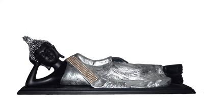 Gift-Tech Religious Sleeping Buddha Statue Showpiece  -  13 cm