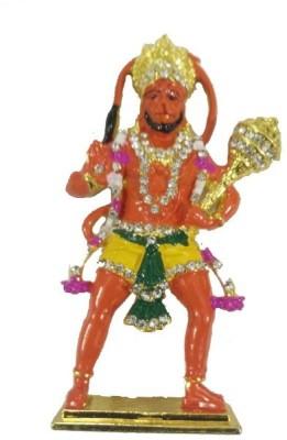 divyas Blessing Hanumaan decorative idol Showpiece  -  10 cm
