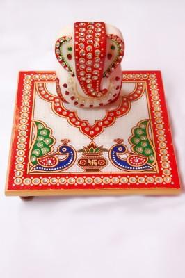 Marvel Ganesh little ganesh Showpiece  -  22 cm