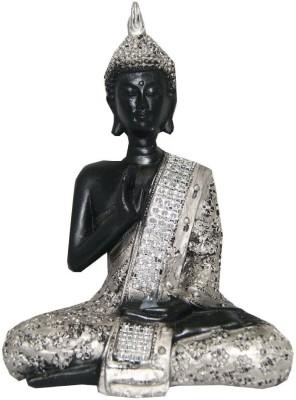 Taaza Garam Feng Shui Buddha Showpiece  -  19 cm