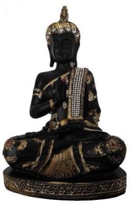 Buddha Whole Sitting Showpiece  -  26.8 cm