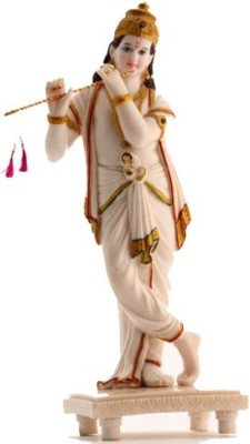 Matchless Gifts Krishna Marble 17 Showpiece - 43 cm