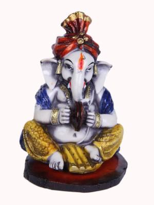 Artcraftindia Lord Ganesha Showpiece  -  13 cm