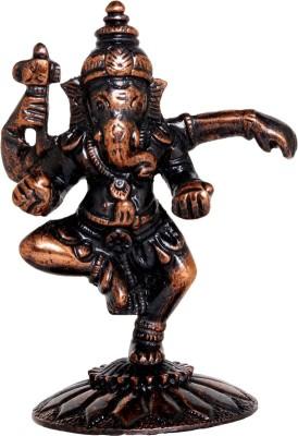 Abhijewels Standing Ganesha Murti/Idol Showpiece  -  15 cm