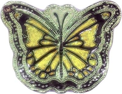 SportsHouse Handicraft Butterfly Roli Tikka Chopra Showpiece  -  8 cm