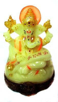 Giftwell Ganesha Showpiece  -  20.2 cm