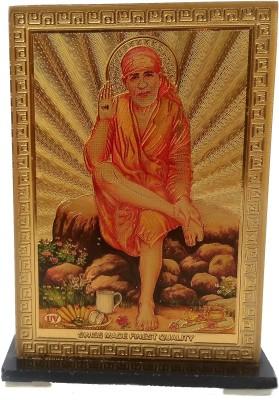 Vira Sai Baba Showpiece  -  9 cm