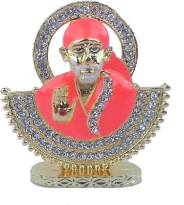 Divyas Lord Sai Baba Idol Showpiece  -  7 cm