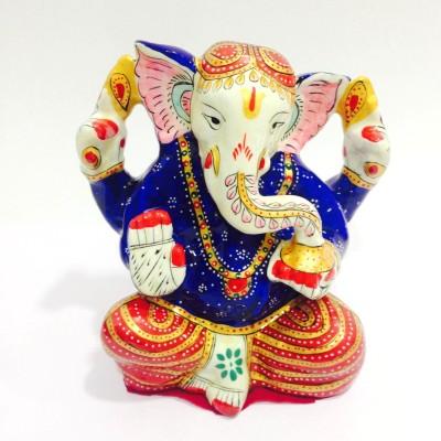 Shivay Arts Lord Ganesha Showpiece  -  13 cm