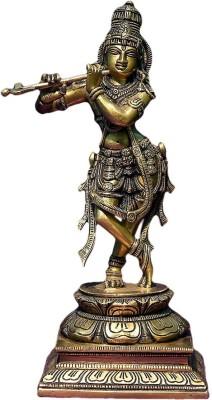 Imli Street Brass006 Showpiece  -  30 cm