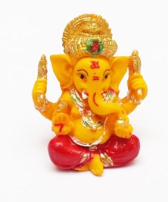 True Deal Lord Ganesha Showpiece  -  6 cm